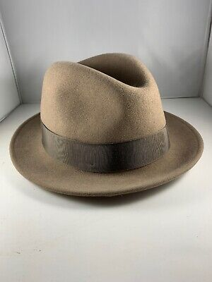 New with Tag Dobbs Fifth Ave New York Echo Men/'s Hat