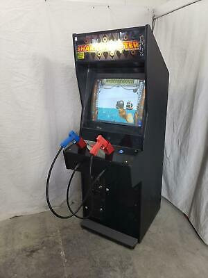 Sharp Shooter by P & P Marketing COIN-OP Arcade Video Game