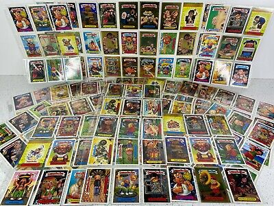 Lot of 180+ Topps GARBAGE PAIL KIDS TRADING CARDS Collection *MINT 9/10