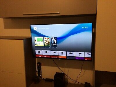 "Televisore Smart-TV Led 3D Android 50"" Sony Bravia KDL-50W808C"