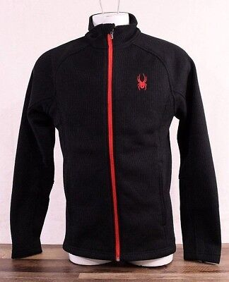 Spyder Mens Outbound Novelty Mid Weight Tailored Fit Stryke Jacket