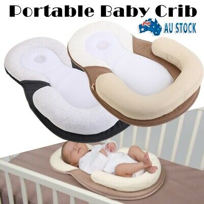 Portable Baby Crib Nursery Travel Folding Baby Bed Storage Bag For Baby Care