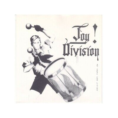 "7"" JOY DIVISION - An Ideal For Living"