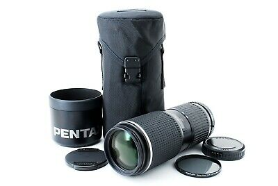 SMC Pentax FA 645 Zoom 150-300mm f/5.6 ED IF Lens for 645 N Japan Exc+++ #D006