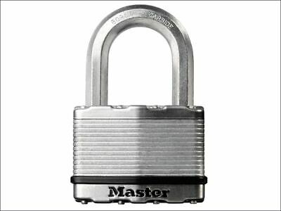 Excell� Laminated Steel 64mm Padlock - 38mm Shackle MLKM15LF