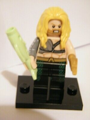 LEGO Mini Figures - DC Super Heroes 71026 - AQUAMAN with HARPOON HAND