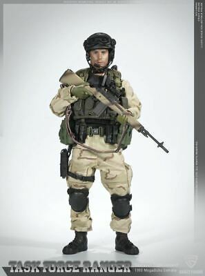 Six Cell Magazine Chest Rig 1//12 scale toy Marksman Delta Force
