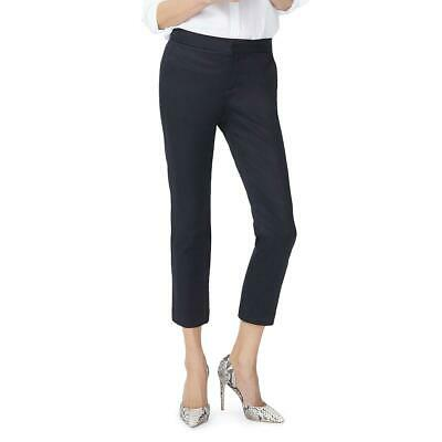NYDJ Womens Straight Fit Mid-Rise Office Cropped Pants Trousers BHFO 8839
