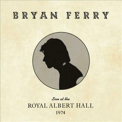 Bryan Ferry - Live At The Royal Albert Hall New Cd