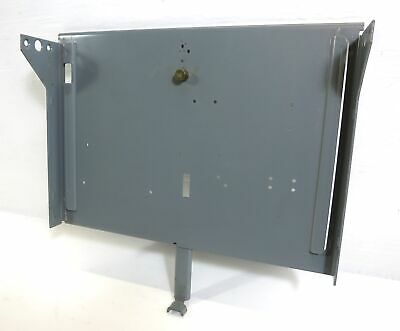 Square D Model 6 MCC Shelf Assembly Motor Control Center Midshelf Pan Divider