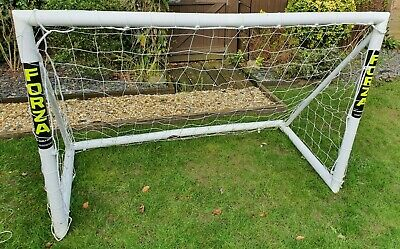 Forza Goal goals posts 6 x 4 portable with bag