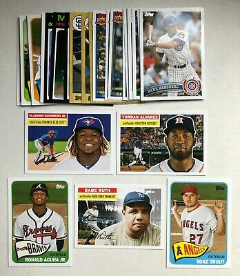 2020 Topps Series 1 Topps Choice - Pick From Lot *Complete Your Set* (Tc 1-25)