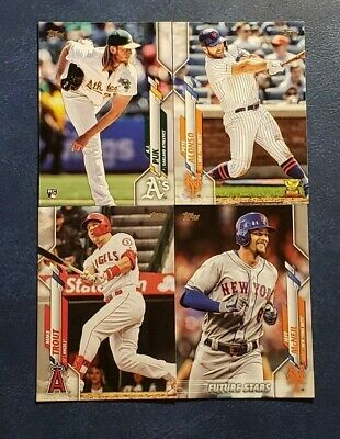 2020 Topps Series 1 Base 1-200 You Pick Complete Your Set Free Shipping