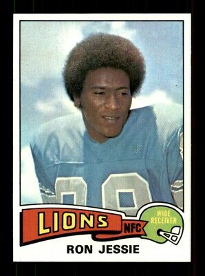 1975 Topps Football 253-527 EX+/EX-MT Pick From List All PICTURED