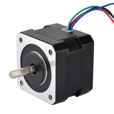 Nema 17 Stepper Motor 17HS13-0404S1 Stepper Motor for 3D Printer DIY CNC Ro F3Z2