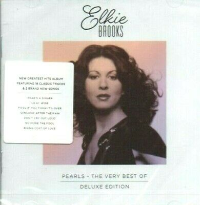 Elkie Brooks ~ Pearls - The Very Best Of / Greatest Hits NEW SEALED CD Deluxe Ed