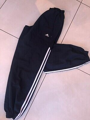 Boys/Youths Adidas Tracksuit Bottoms Sports Pants Gym Joggers Waist 28