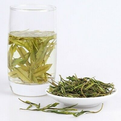 Pure Natural Chinese Premium Maojian Green Tea Maofeng Mellow Loose Leaf 500g