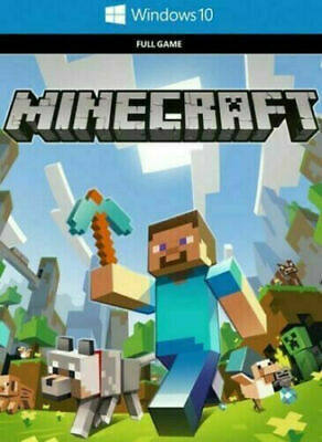 Minecraft: Windows 10 Edition Microsoft Key GLOBAL - Fast Delivery