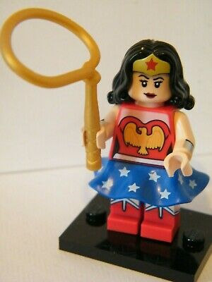 LEGO Mini Figures - DC Super Heroes 71026 - WONDER WOMAN