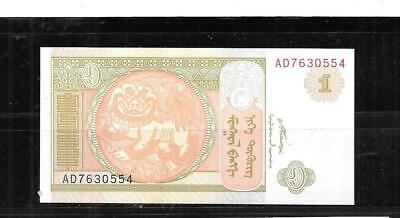 MONGOLIA #61B 2008 UNC MINT 5 TUGRIK MONEY BANKNOTE NOTE BILL