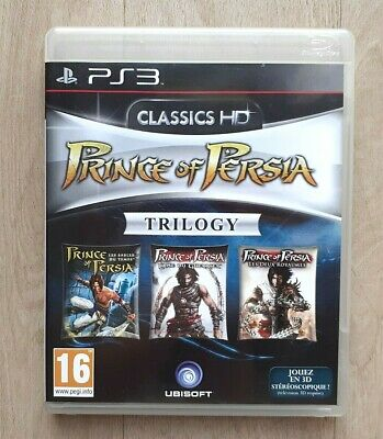 Prince of Persia Trilogy HD Collection - Playstation 3 PS3 - PAL FRA Comme Neuf