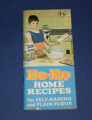 Be-Ro Home Recipes Baking/Cookbook. Thirty-First/31st million/edition (1967)