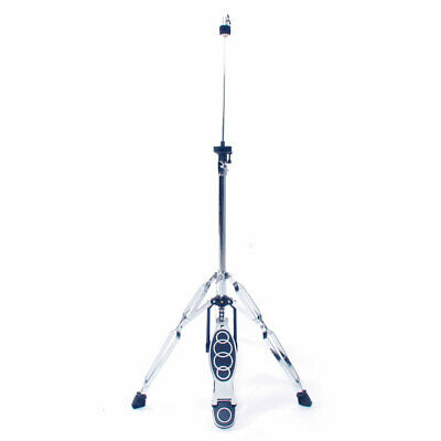 Glarry Hi Hat Cymbal Drum Stand Hi-Hat Mount w/ Pedal Double Braced Percussion