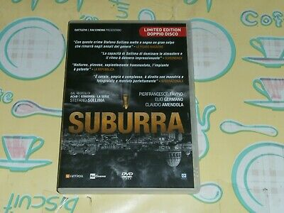 Suburra Limited Edition 2 DVD