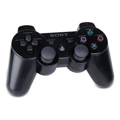Originale sony Playstation 3 senza Fili Dualshock 3 Controller in Nero - PS3- Ni