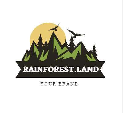 rainforest.land | premium domain for sale | brand