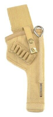 British Tanker 455 Webley Canvas Holster with shell loops and cleaning rod