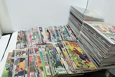 (HUGE Lot Of 220!) Marvel ONLY Comic Books ~ 1970s - Modern ~ Bagged & Boarded