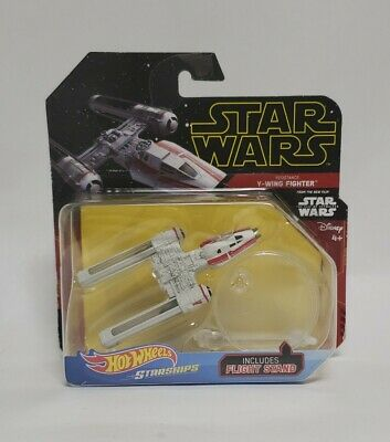 2019 Hot Wheels Star Wars Starships Resistance Y-WING FIGHTER