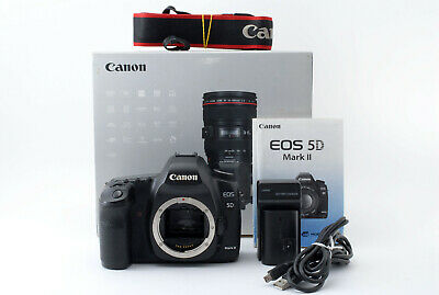 [EXCELLENT+++] Canon EOS 5D Mark II 21.1MP Digital SLR Camera From Japan