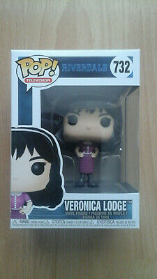 Vinyle Riverdale Funko 34456 POP Dream Sequence Veronica Multi