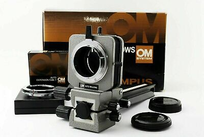 Near Mint in Box Olympus OM-System Auto Bellows From Japan