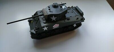 TANQUE TANK M4A3 76mm SHERMAN 37th BATTALION BASTOGNE 1944 1/43 ALTAYA