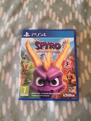 Spyro Reignited Trilogy PS4 game Playstation