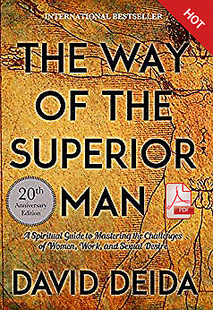 [P.D.F] The Way of the Superior Man by David Deida