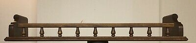 "Ethan Allen 30"" Pine Plate / Gallery Shelf - Country Craftsman / Old Tavern"