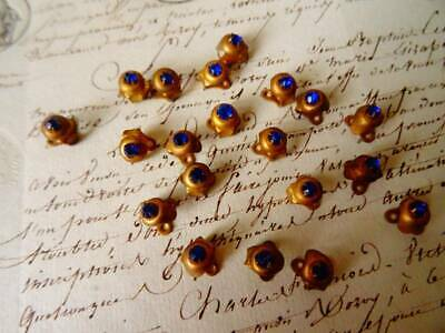 18 Beautiful Antique 19th Century French Corset/Bodice Hooks C,1890 (A)