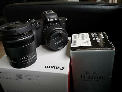 Canon EF-M 11-22 mm F/4.0-5.6 STM IS Objektiv (7568B005)