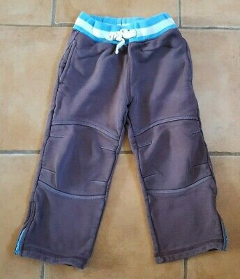Mini Boden ! Age 5 Years ! Thick Warm Brown Trousers In Vgc !