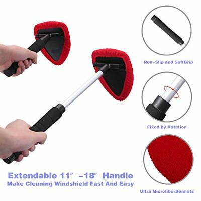 Teancll Windshield Cleaning Tool Unbreakable