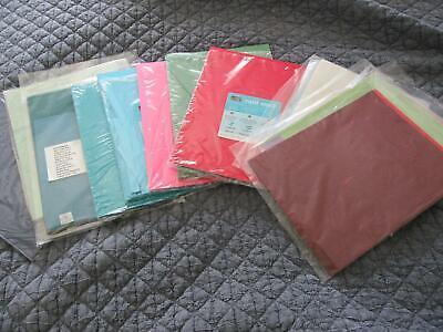 CHOICE Unopened 8 1//2 x11 CARDSTOCK New RETIRED Stampin'Up