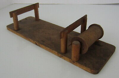 Antique 1903 Apache Beadwork Loom Patented August 25th 1903