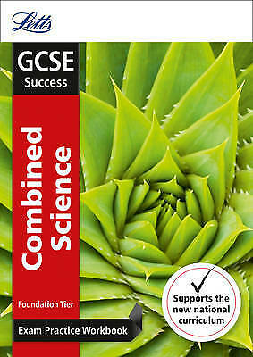 GCSE 9-1 Combined Science Foundation Exam Practice Workbook, with Practice Test