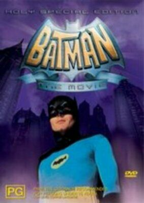 Batman: The Movie (Holy Special Edition) (1966) [New Dvd]