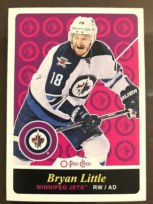 2015-16 OPC O-Pee-Chee Retro Parallel Bryan Little #45